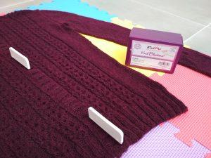 Le blocage : Tout savoir pour bloquer son tricot